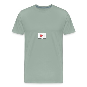 1 love - Men's Premium T-Shirt