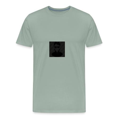 masked gamer - Men's Premium T-Shirt