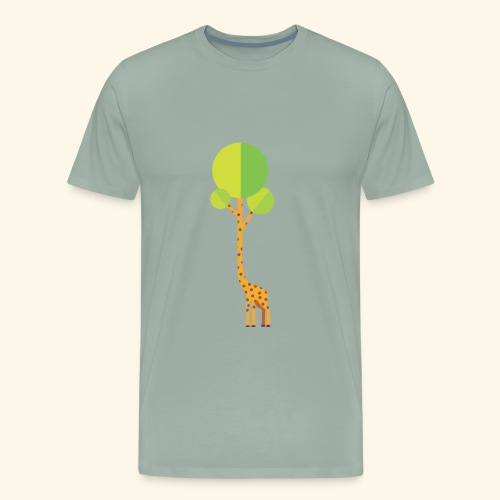 tree life - Men's Premium T-Shirt