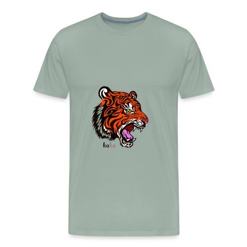 LION Z - Men's Premium T-Shirt