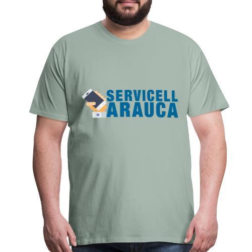 Servicell Arauca - Men's Premium T-Shirt