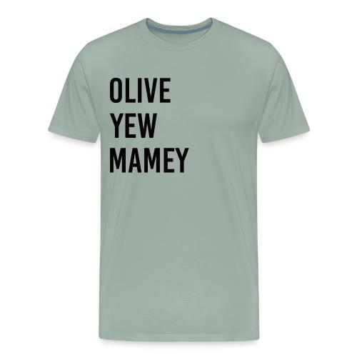 Vegan Mother's Day T-Shirt for Male - Men's Premium T-Shirt