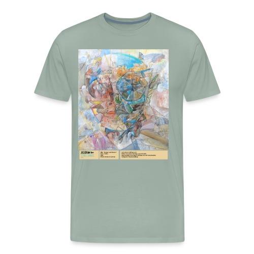 Passion & Reason - Men's Premium T-Shirt