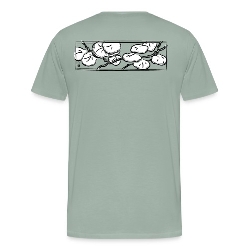 Gran Via Park Peek 1 - Men's Premium T-Shirt