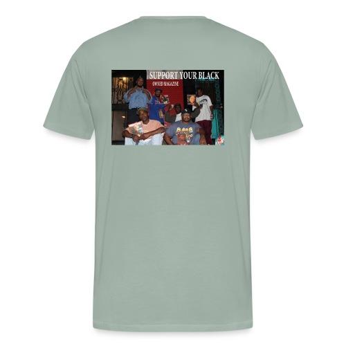 SUPPORT AD - Men's Premium T-Shirt