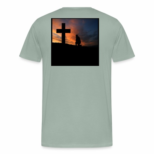 Always Pray - Men's Premium T-Shirt