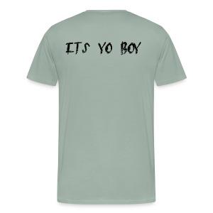 yo boy - Men's Premium T-Shirt