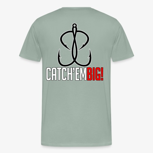 Catch'em Big - Men's Premium T-Shirt