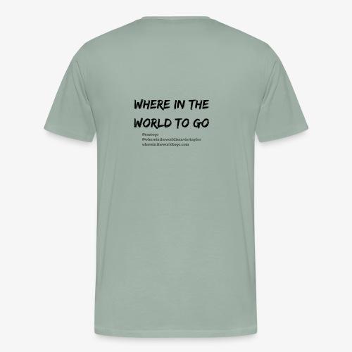 @ourhandles - Men's Premium T-Shirt