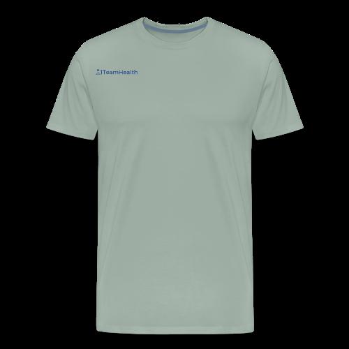 1TeamHealth Simple - Men's Premium T-Shirt