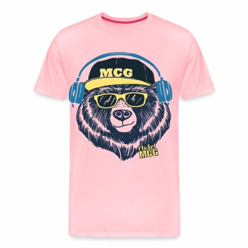 MCG BEAR - Men's Premium T-Shirt