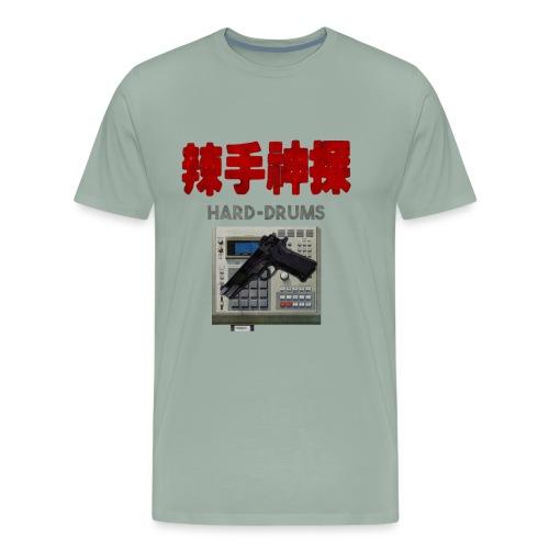 Hard Boiled - Men's Premium T-Shirt