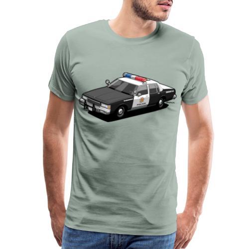 Caprice Classic Police Ca - Men's Premium T-Shirt