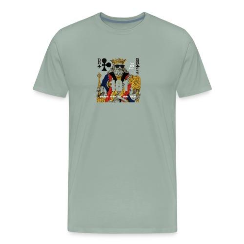 Easy Card Tricks 101 Logo - Men's Premium T-Shirt