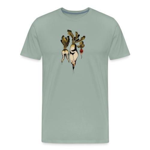 Sexy Vegan Life - Men's Premium T-Shirt