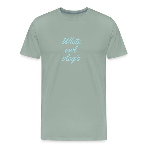123 lets goo! - Men's Premium T-Shirt