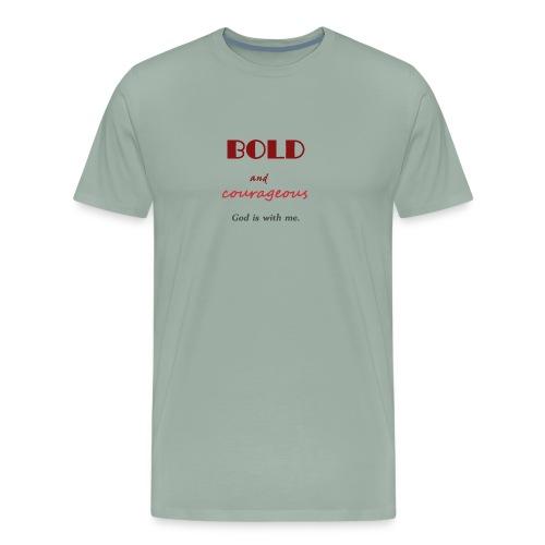 Bold - Men's Premium T-Shirt