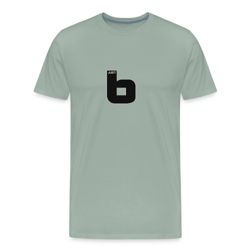 just b - Men's Premium T-Shirt
