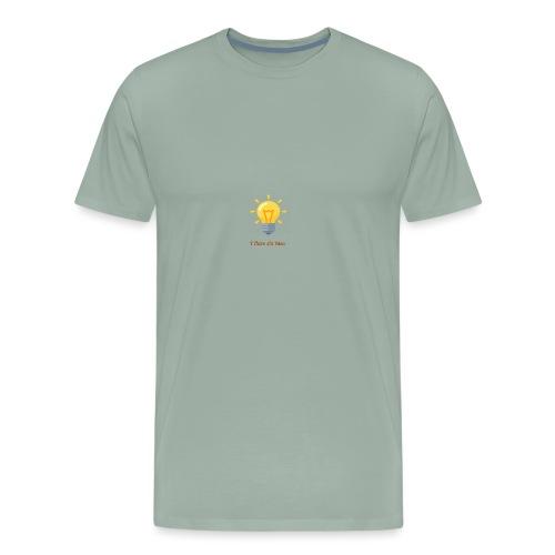 Idea Bulb - Men's Premium T-Shirt