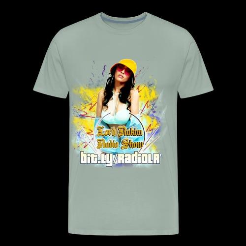 Lord Rakim Radio - Fly B-Girl - Men's Premium T-Shirt