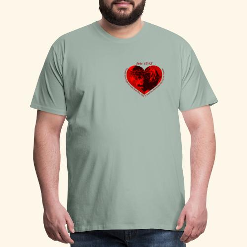 No Greater Love - Men's Premium T-Shirt