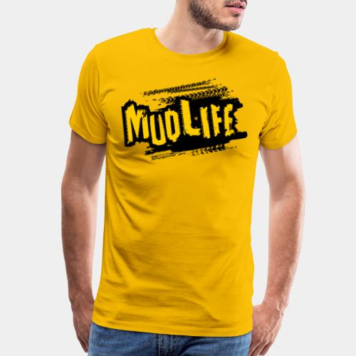 off road offroad 4x4 adventure - Men's Premium T-Shirt