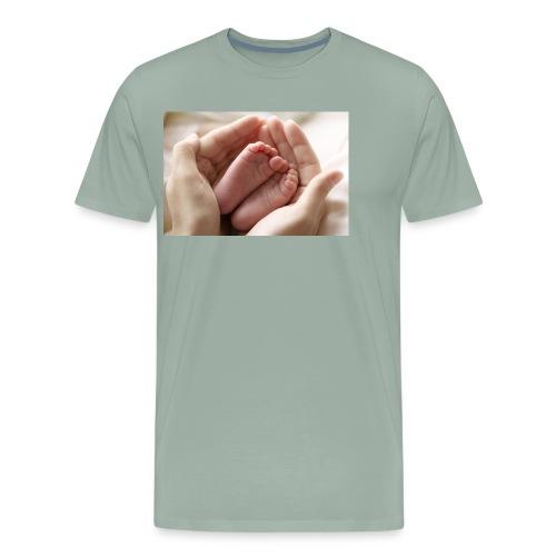 Je prend mon pied - Men's Premium T-Shirt