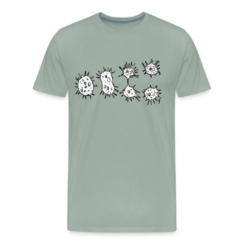 When one is not enough. Biology. - Men's Premium T-Shirt
