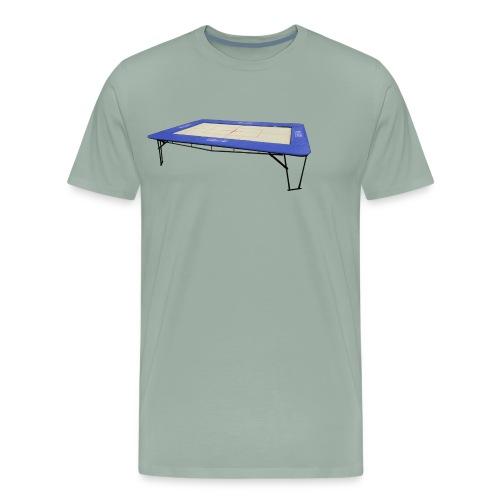 trampoline - Men's Premium T-Shirt