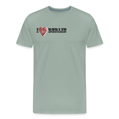 berlin - Men's Premium T-Shirt