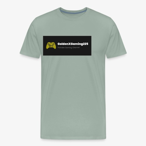 GoldenXGaming225 Merchandise - Men's Premium T-Shirt