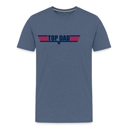 Top Dad - Men's Premium T-Shirt