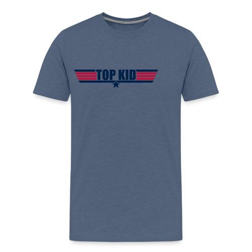 Top Kid - Men's Premium T-Shirt