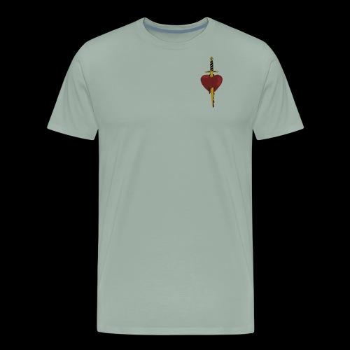 HEARTBROKEN - Men's Premium T-Shirt