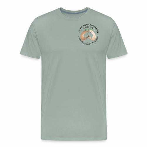 Healing Touch 2nd Australasian Conference - Men's Premium T-Shirt