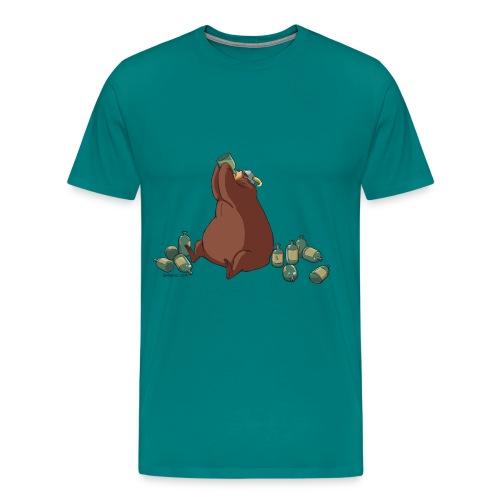 drunkdovah2 - Men's Premium T-Shirt