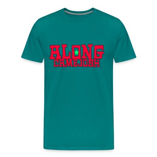 AlongCameJosh Logo - Men's Premium T-Shirt
