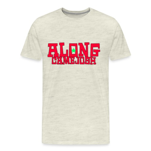 AlongCameJosh Logo - Men's Premium T-Shirt