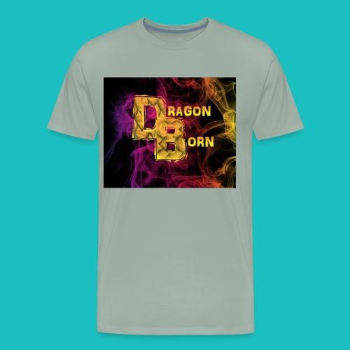 DragonBorn Logo - Men's Premium T-Shirt
