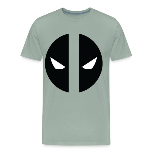 Deadpool Eyes.png - Men's Premium T-Shirt