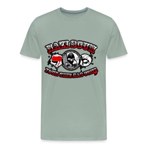 naz scum your time has come - Men's Premium T-Shirt