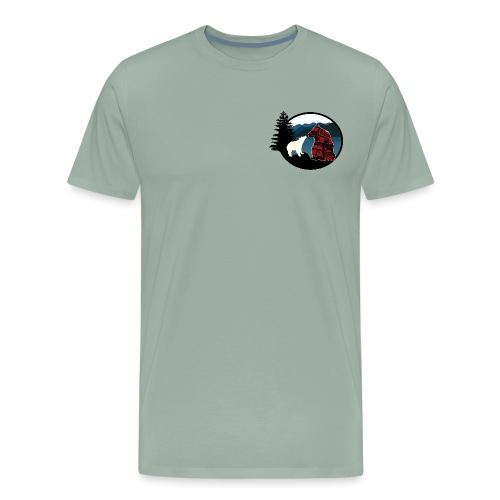 BearsForever Logo png - Men's Premium T-Shirt