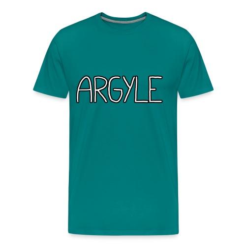 Argyle - Men's Premium T-Shirt