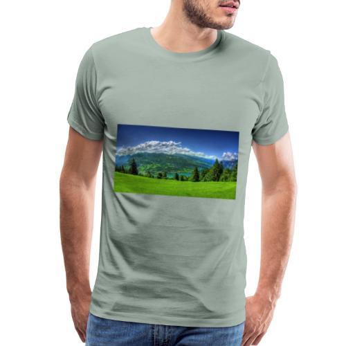 Nature Design - Men's Premium T-Shirt