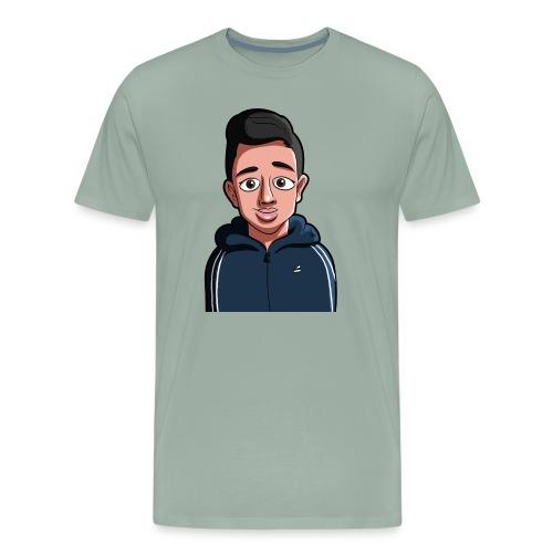 ETHAN NO BG PNG - Men's Premium T-Shirt