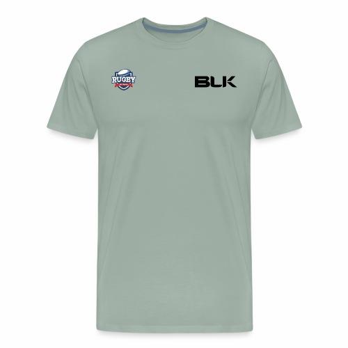 WeSpeakRugby Logo Hoodie - Men's Premium T-Shirt