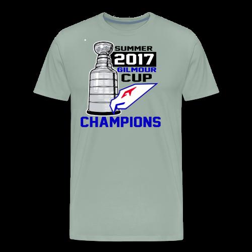Intangibles Summer 17 Gilmour Cup Champs T-Shirt - Men's Premium T-Shirt