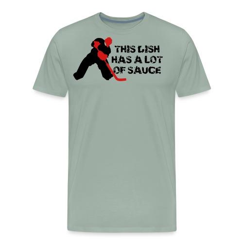 Goalie Sauce - Men's Premium T-Shirt