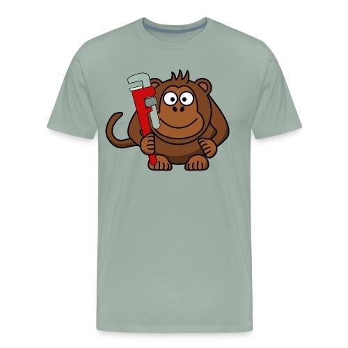 Monkey wrench - Men's Premium T-Shirt