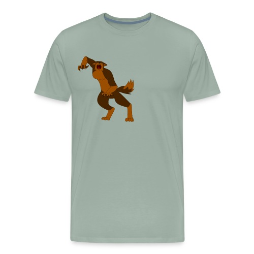 Werewolf Kiba - Men's Premium T-Shirt